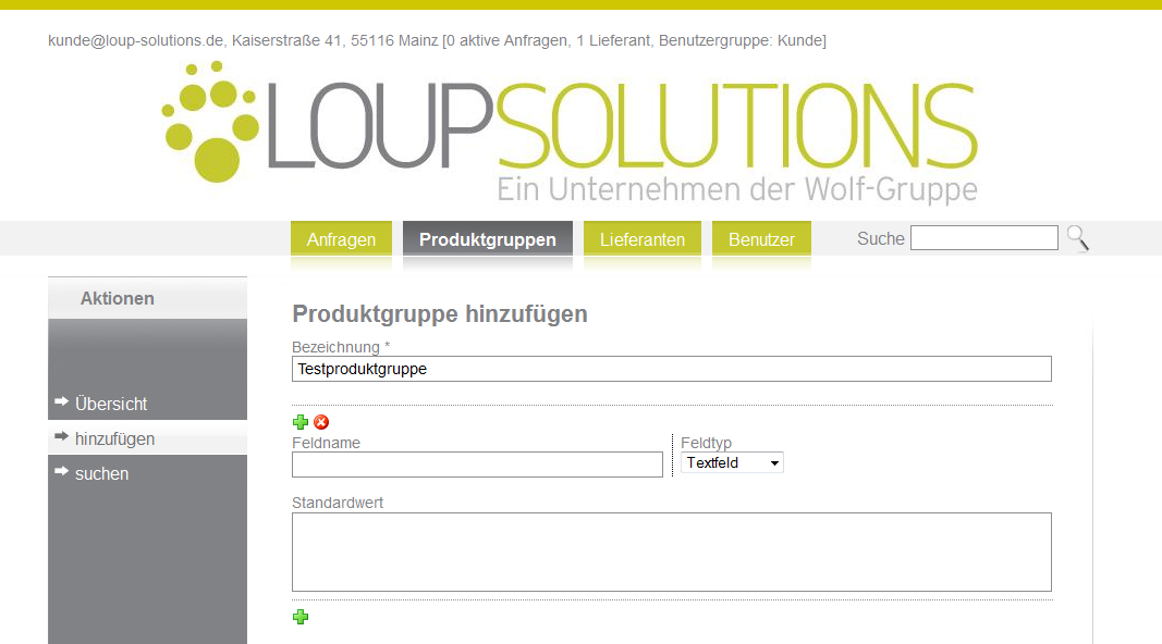 Screen Produktgruppen | www.die-preisinformation.de